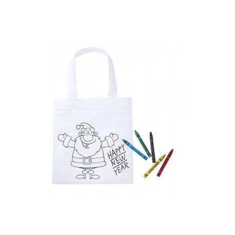 Sacosa de colorat pentru copii, Wistick