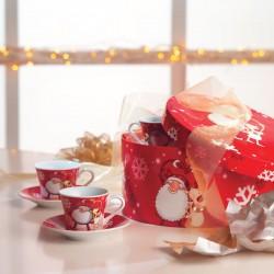 Set espresso Noel