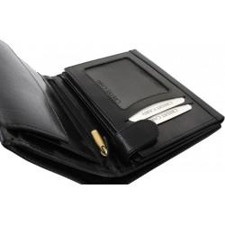Portofel din piele cu protectie RFID