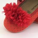 Pantofi piele perforati  BABYWALKER
