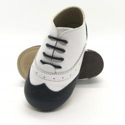 Pantofi piele BABYWALKER
