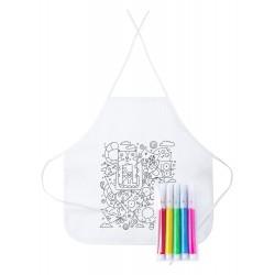 Sort de colorat pentru copii, Tizy
