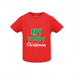 Tricou copil My first Christmas