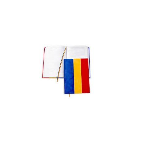 Agenda A5 coperta tricolor