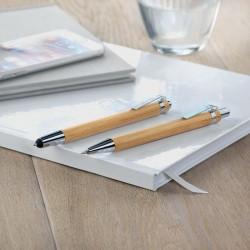 Set pix si creion mecanic din bambus