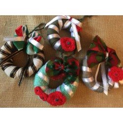Decoratiuni brad handmade